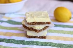 Lemon bars have always been a favorite dessert of mine. My mom got me hooked on them as a little girl, and I pine for them whenever I cruise by a bakery display…out of desire necessity is born a recipe! 😀 This raw version is made up of a chewy, sweet, and slightly tangy bottom...Read More