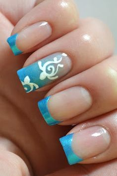 Acrylic Nail Designs Trends 2014