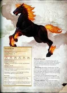 'Monster Manual' from Dungeons and Dragons edition. Dungeons And Dragons Characters, D&d Dungeons And Dragons, Dnd Characters, Mythical Creatures Art, Mythological Creatures, Magical Creatures, Mythological Monsters, Dnd Dragons, Creature Drawings