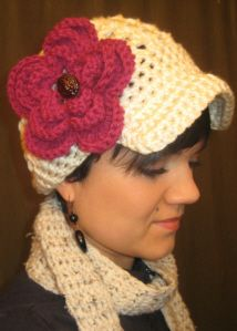 Posh Brim Hat by Boho Boo Boutique