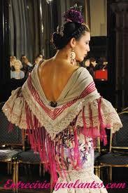 Resultado de imagen de mantoncillos y accesorios flamenca