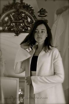 ... robes de bridal forward robe de mariée noir et blanc courte pinned