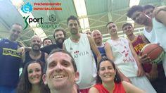 Final de Temporada de las Pachangas Virales, Seguimos en verano!!!! http://sportgalapagar.com/baloncesto/ultima-pachanga-viral-de-la-temporada-pero-seguimos-en-verano-pachangasvirales/ #pachangasvirales
