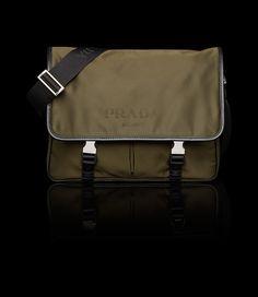 prada green purse