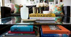 Em nosso Blog dicas de como usar os livros na decoração!