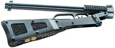 The Ultimate Survival Gun! X-Caliber: Folding 12GA/22LR Over/Under - Great for Hiking, Camping, BOB, and More!
