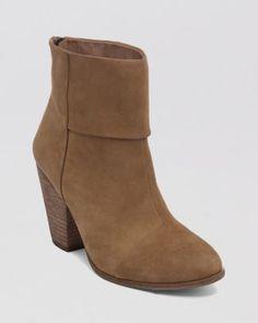 VINCE CAMUTO Almond Toe Booties - Hadley  Bloomingdale's #ragandbone #newbury #lookalike #look4less