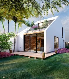 Modern Barn House, Loft Design, Shed, Villa, Outdoor Structures, Cabin, Architecture, House Styles, Luxury