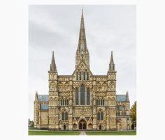 markus brunetti frames the façades of religious edifices across europe