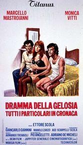 Dramma della gelosia, Italia 1970, di Ettore Scola