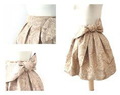 Skirt foto tutorial