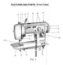 Dressmaker SS 2402 Sewing Machine Instruction Manual. Here