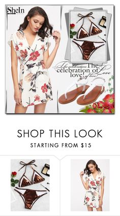"""""""SheIn 10 / XV"""" by ozil1982 ❤ liked on Polyvore"""
