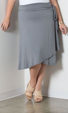 Wrap skirts, Fashion shops and Style fashion on Pinterest