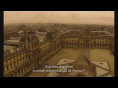 A Cinematic Journey Through the Louvre and a Dark Chapter in European History