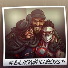 Blackwatch's Back ALRIGHT duh nuhnuhnuh