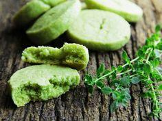 Receta de Galletas de Té Verde | La galletas de té verde son deliciosas. Las uedes usar para acompañar un té verde o cualquier té o hasta un café.