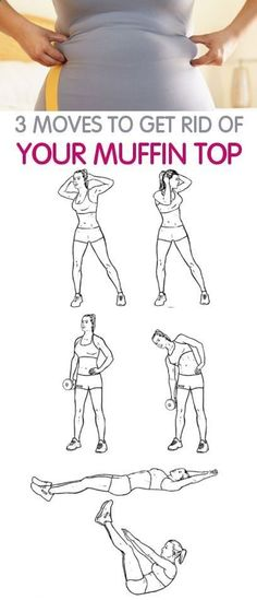 3 moves to Get Rid of Stubborn Belly Fat #burnbellyfatdiet