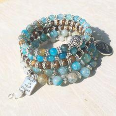Beautiful memory bracelet
