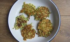 Perfect Courgette Fritters