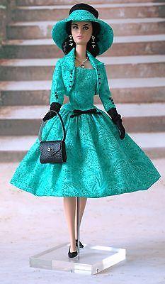 Vintage Barbie Clothes, Doll Clothes Barbie, Barbie Dress, Vintage Outfits, Bad Barbie, Fashion Royalty Dolls, Fashion Dolls, Fashion Outfits, Barbie Wardrobe