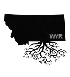 Montana Root Decals