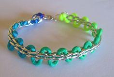 """Modelo """"cadena wave"""" por sólo 4,25 €. Posibilidad de más colores."""