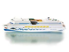 The Cruise Liner from the Siku Super Series - Discounts on all Siku Diecast Models at Wonderland Models.    One of our favourite models in the Siku Super Series range is the Siku Cruise Liner.    Siku manufacture wonderful, amazingly accurate and detailed diecast models of all sorts of vehicles, particularly boats including this model of the Cruise Liner which can be complemented by any of the items in the Super Series range.