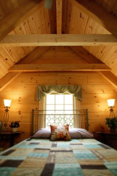 Southland Log Home Photos & Pictures   Rockbridge 023
