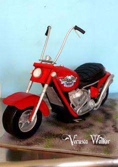 3D Motor bike by Verusca Walker