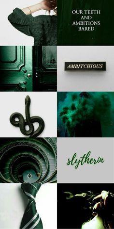Slyterin aesthetic