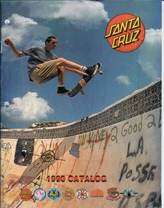 Santa Cruz Vintage Catalogue