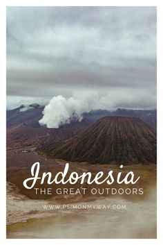 Travel Guide to Indonesia - see the beauty of this Southeast Asian wonder in a different light