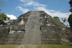 Pirámide en el Mundo Perdido, parque Tikal, Petén, Guatemala Tikal, Old World, Civilization, Mount Rushmore, American, City, Travel, World, Maya Civilization