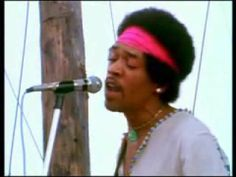 Red House, Woodstock, Jimi Hendrix and Band of Gypsys