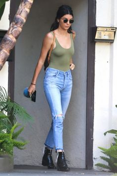 Kendall Jenner - Out and about in West Hollywood, CA - August 30