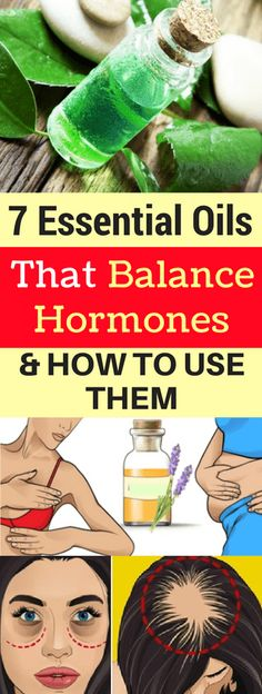 7 ESSENTIAL OILS THAT BALANCE HORMONES & HOW TO USE THEM – Today Health People