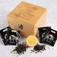 Es muss nicht immer Kaffee sein! Das denken sich auch alle passionierten Teetrinker, deren Tee am Morgen zu einem unverzichtbaren Ritual gehört. Aber Tee geht eigentlich - im Gegensatz zu Kaffee - immer, denn it's always tea time!