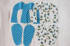 """I'm going to use this pattern for Juliets 12"""" doll's shoes"""
