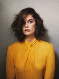 Ruth Wilson for The Guardian, 2012  Photograph: Bjarne Jonasson for the Guardian.  Styling: Erin O'Keefe