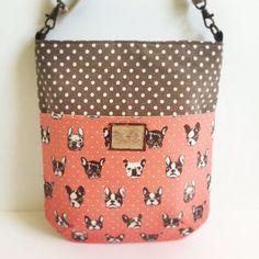 New! Doggy Cross Body Bag