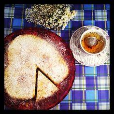 Bolo Pound Cake com Azeite e Erva-Doce - Receitas de Bolo - I COULD KILL FOR DESSERT