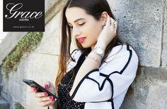 Wunderbare Mode von Mariella Rosati bei Grace Austria.  Eure Doris Pock und Team Grace Austria Foto: mariellarosati.it