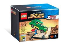 SDCC '15 Exclusive LEGO Superman – Action Comics #1 Set