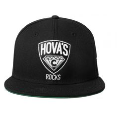 "Be as tough as a rock with Cayler & Sons ""Hovas Rocks"" Snapback Hat Collection at fusionswag.com #CaylerandSons #fusionswag #snapback #hats #streetwear #streetfashion #urbanwear"