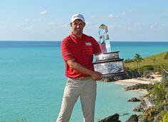 Padraig Harrington captured the PGA Grand Slam of Golf tournament at the Port Royal Golf Course in Southampton, Bermuda