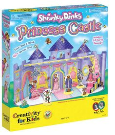 Shrinky Dinks Princess Castle $12.95 (reg. $22)