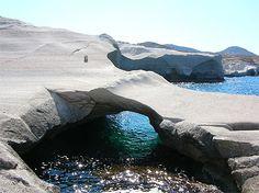 Île de Milos - belle ++