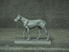 ArtStation - Blue - Canine ecorche 3dtotal, Gael Kerchenbaum Dog Sculpture, Sculptures, Dog Anatomy, Animal Anatomy, Sculpting, Creatures, Horses, Statue, Dogs
