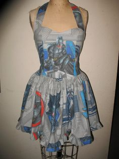 Custom Made to Order Batman Masked Super by SweetHeartClothing, $135.00